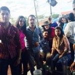 Nuestros amigos ya están disfrutando de la #ZonaHípicaClaro en Estelí http://t.co/YUknQ9EkgP