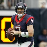 Case Keenum, signed on Monday, wins first career game on Sunday! Texans beat Ravens 25-13. http://t.co/Db6A33vlYA