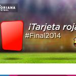 10 ¡Expulsado Alex Bolaños! Primer expulsado del partido. @CSEmelec 0 - @BarcelonaSCweb 0. #Final2014 http://t.co/WQqLCfjE6L