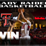 Bring out the hardware, the Lady Raiders defeat Houston 60-54! This is Lady Raider Basketball #WreckEm http://t.co/RqNE0gERU3