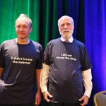 There *is* a better version of that amazing @timberners_lee and Vint Cerf picture! Thanks @mpiedrav! http://t.co/1FTxH9vuGU