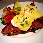 Take a look #YYJ.. A grilled cheese Benny w/ @RedBarnMarkets Strip Bacon inside? Cant get much better! http://t.co/6e7fmYY31W