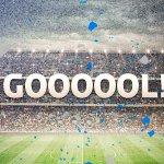 Gol de #Emelec, Ángel Mena abre el marcador del partido. http://t.co/uWDvID4igx