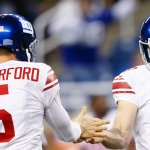 Josh Brown hits a 37-yard field goal giving the #Giants a 13-3 lead in the 2nd quarter! #NFL http://t.co/F0gTTUCmVQ