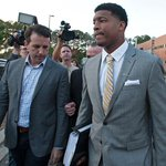 Attorney: Jameis Winston cleared in Florida State Code of Conduct case http://t.co/YOioSw8D71 http://t.co/sGktRUrxi2