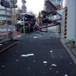 @satokosai https://t.co/jEZL27ppa4 末広町のUFJの向かいでひどい事故があったみたい・・・