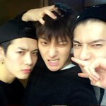 [IG] EXO Taos Instagram update with #Jackson and Sehun. http://t.co/UipxhvR7N4