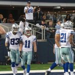 The Beas!!!!! @Bease11 #INDvsDAL http://t.co/FpuSgofvt0