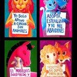 Que no le gusten los animales. #Resta1000PuntosQue http://t.co/GjMd7qLkYM