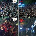 حضور جماهيري فاق عشرات الآلاف .. #محمد_عساف يشدو في #الناصرة #فلسطين 442 http://t.co/1ZPZLKyZ9U