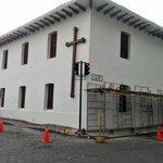 ¡Empieza a descubrirse la fachada restaurada de la #LaCasadelaProvincia! http://t.co/7VZgRWRIzf