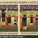 #Resta1000PuntosQue que se siga confundiendo igualdad con justicia http://t.co/Wvv6shlu8u