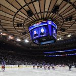 .@NYRangers hold moment of silence for NYPD Officers Rafael Ramos, Wenjian Liu http://t.co/OlmOqVQH83 http://t.co/Gjd4KDlMs6