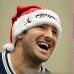 Tony Romo this December: 61-77, 688 yds, 10 TD, 0 INT 3-0 Merry Christmas http://t.co/RdbmoBpEzq