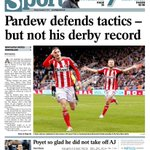 Mondays @thejournalnews back page: Alan Pardew defends tactics but not his derby record #safc #nufc #tynewearderby http://t.co/1aftsS6PVu