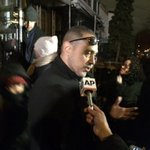 "Asked if Mayor de Blasio is welcome at PO Rafael Ramos funeral, his cousin says ""we wont throw him out."" http://t.co/FIf3gYyL6c"