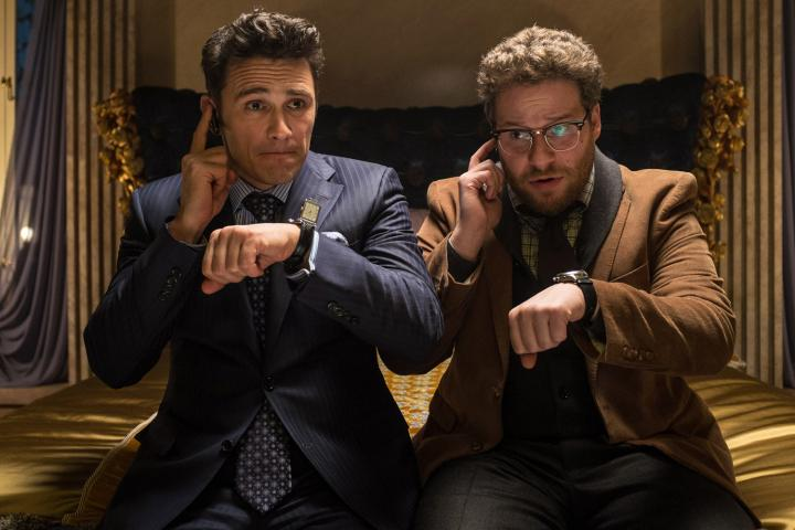 "Sony will release ""The Interview"" after all. For free. On Crackle http://t.co/GRukVC4ZW4 http://t.co/enicoVAuIY"