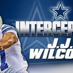 INTERCEPTION @TheRealJJWilcox! http://t.co/qRhVfwZDge