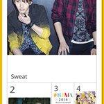 今朝もワンツー♡今年の一曲を投票しました! 東方神起 「Sweat」 http://t.co/jCkGmSt3s0 #東方神起アルバムWITH発売中 #BJMA2014 東方神起 Time Works Wonders Sweat http://t.co/JN1zzl4Djr