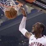 Raptors take 118-108 win over Knicks http://t.co/OiDEYBPHzy