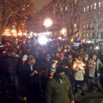 #SilentNight march through Harlem. #BlackLivesMatter #ICantBreathe #ThisStopsToday http://t.co/2O1hfcofto