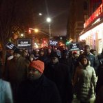 #SilentNight march now singing Change Gon Come! #NYC #blacklivesmatter #thisstopstoday #icantbreathe #shutitdown http://t.co/sqvYo2LWen