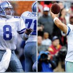 Tony Romo just passed Troy Aikman as the all-time passing yards leader in Cowboys history. http://t.co/3bKOlQJUxh