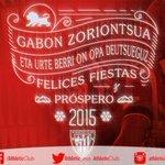 ¡Felices Fiestas y próspero 2015! http://t.co/5LxikXESZa