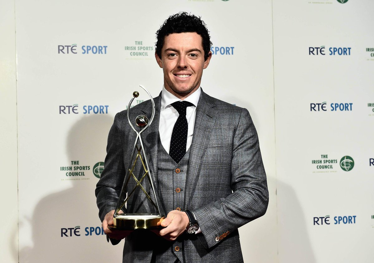The RTÉ Sport - Person of the Year for 2014 is @McIlroyRory!!! #RTEsportawards http://t.co/yu2zDm8uCX