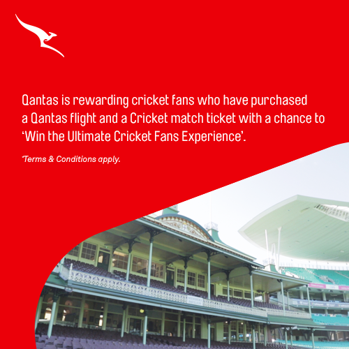 WIN the Ultimate Cricket Fans Experience to the Carlton Mid ODI Tri Series AUSvIND! Details: