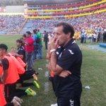 Messina a la hora de los penales @cdaguilaoficial Vía @E_Espinoza21 http://t.co/8CyDRrJjL5