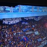 Final: ¡¡EMELEC CAMPEÓN!! Ante Barcelona, los eléctricos golearon a Barcelona 3-0. http://t.co/fw2aIV65Ya