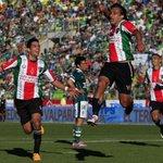 Fiesta 'árabe': Palestino arrolló a Wanderers y va a la Libertadores. http://t.co/PfmFhdzmy0 http://t.co/kG4hVSWFg2