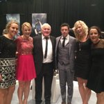 Cork ladies footballers & Rory McIlroy the big winners at RTE Sports awards! http://t.co/UhvVqMKFk0