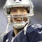 Tony Romo has passed Troy Aikman to become the @DallasCowboys all-time passing leader. http://t.co/Y5OT2pwQNn http://t.co/BFzMKJqVxx