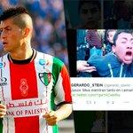 Así reaccionaron las redes sociales por la expulsión de Jason Silva en Palestino http://t.co/rUBfUCkD91 http://t.co/3XUMKoNriW