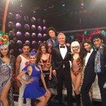 Con todos Los bailarines de #TuCaraMeSuena listos para la final en Vivo! Ahora 21.30 hs x telefe! Quien GANARA? Yaaa! http://t.co/pApJwtfetP