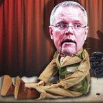 """Good Morning, Australias terror level has been raised to """"Scott Morrison"""". Repeat: """"Scott Morrison"""". http://t.co/UfRpoX8kMv"""