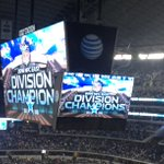 The @dallascowboys are your 2014 NFC East Champs! http://t.co/t3jhJpJmDP #CowboysNation http://t.co/cj9boikCvR