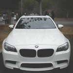 Glossy white BMW http://t.co/uQ6jXoNtA7