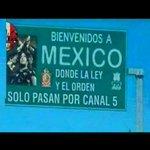 Va foto que me enviaron sobre una de las pocas verdades en el país de Tlatlaya, Ayotzinapa, Higa y la Casa Blanca. http://t.co/Yi4VBiDVxy