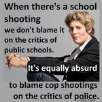You can be pro police but still criticize bad cops. #NYPDLivesMatter #NYPDShooting #NYPD #seattle http://t.co/foV3nDwWd2