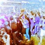 Todos los Gigantes azules unidos por una pasión #campeon2014 #FinalDeGigantes #AzulEsElColorDelCampeon @CSEmelec http://t.co/h2eFDVW9JZ