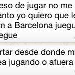 Para los que creen que en @BarcelonaSCweb no hay jugadores que aman al club. Ahí les dejo esto: http://t.co/uJOLudnaHX