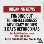 senseless, vindictive and dangerous: kevin andrews parting shot at homeless australians #auspol http://t.co/yWVlxaqkle