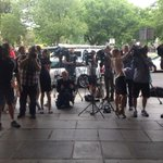 Media waiting to capture Henry Keoghs first steps of freedom in 20 years http://t.co/pmx1MKRQ0s