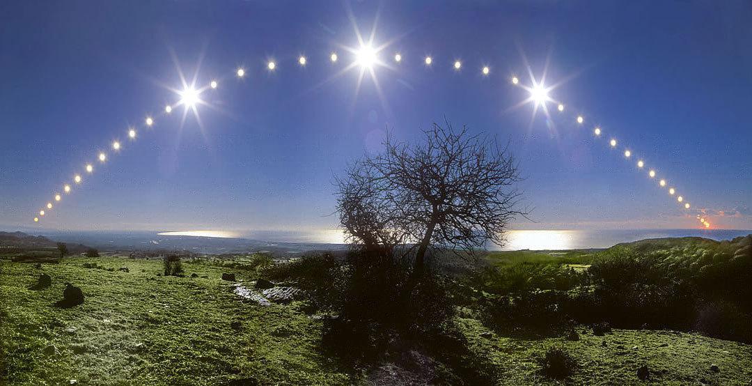 Tyrrhenian Sea and Solstice Sky       via NASA http://t.co/4AdUWXMBJO http://t.co/lL4fj2RxxU