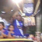#FiestaAzul #MachalaCity no para, la #Copa12 gran motivacion para los hinchas del bombillo @MachalaMovil @RadioDiblu http://t.co/WPXnkWMSfa