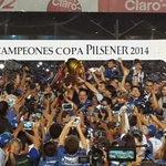"""¡Emelec es el campeón de la """"Copa pilsener"""" 2014! Felicidades al bicampeón ecuatoriano. http://t.co/jD5xGglQsP http://t.co/7bFQqBuvTj"""