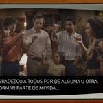 La familia Herrera brinda en año nuevo y nosotros hacemos un salud por #Los80 que hoy se despiden para siempre http://t.co/QvSbl8CC6x